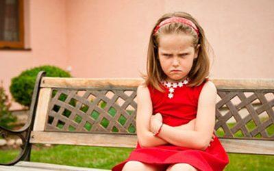Anya, dühös vagyok rád!