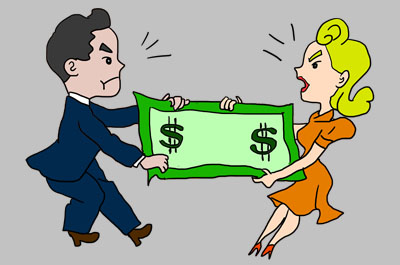 Válás-matek I. Drága-e a válás